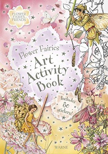 9780723259152: Flower Fairies Art Activity Book