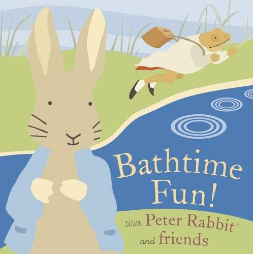 9780723259268: Bathtime Fun! With Peter Rabbit and Friends (Potter)