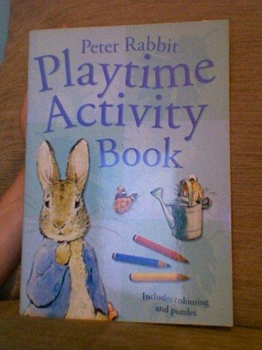 9780723259534: Peter Rabbit: Activity Book