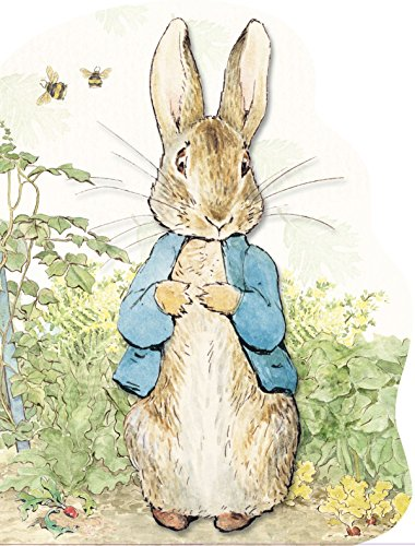 9780723259565: Peter Rabbit Large Shaped Board Book