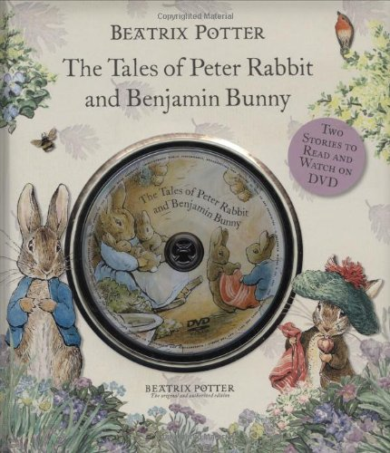 9780723259657: The Tale of Peter Rabbit and Benjamin Bunny Book and DVD