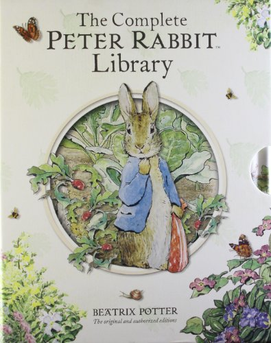 9780723259671: The Complete Peter Rabbit Library (23 Volumes)