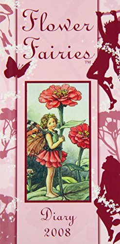 9780723259749: Flower Fairies Slim Diary 2008 (Ss)