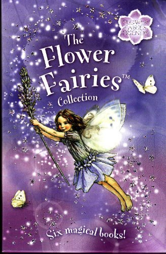 The Flower Fairies Collection (6 Books): Kay Woodward, Pippa
