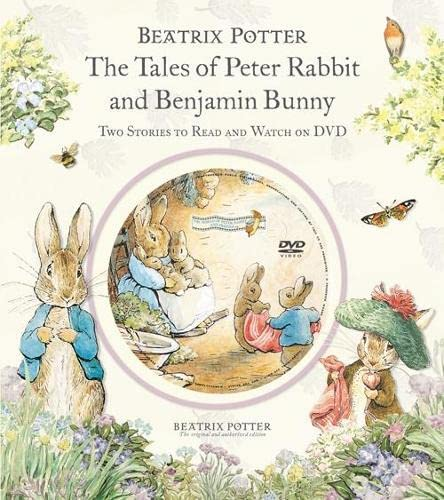 9780723259787: The Tale of Peter Rabbit and Benjamin Bunny Book and DVD