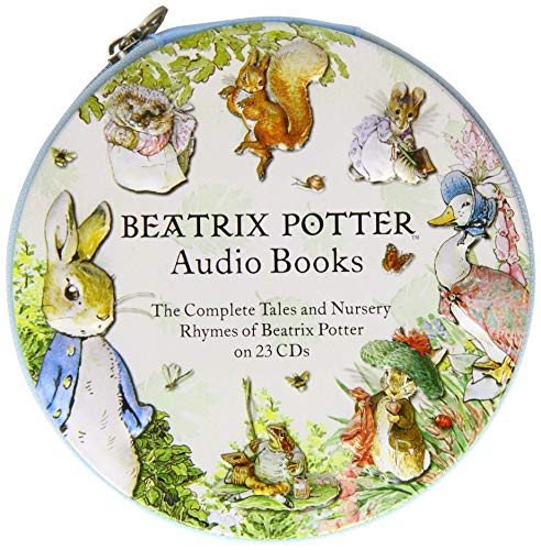 9780723259879: Beatrix Potter Audio Books (The Complete Tales and Nursery Rhymes of Beatrix Potter on 23 CD's)