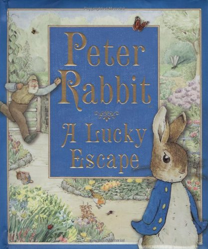 9780723259886: Peter Rabbit A Lucky Escape