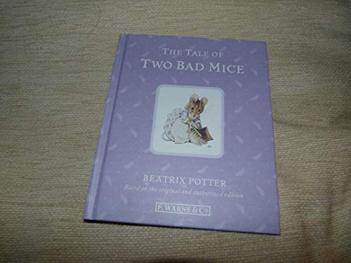 9780723260004: The Tale of Two Bad Mice