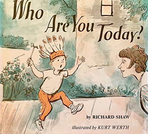 Who Are You Today (9780723260806) by Shaw, Richard