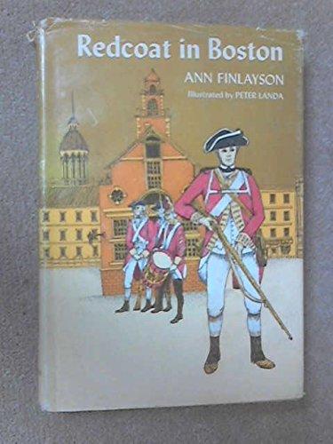 9780723260899: Redcoat in Boston