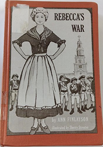 Rebecca's War: Ann Finlayson