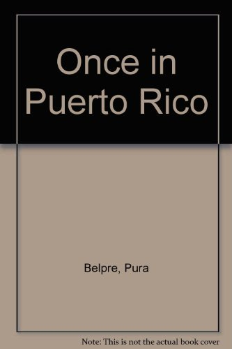 9780723261018: Once in Puerto Rico