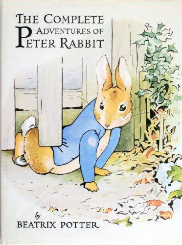 9780723261650: The Complete Adventures of Peter Rabbit