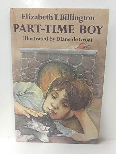 9780723261759: Part-time Boy