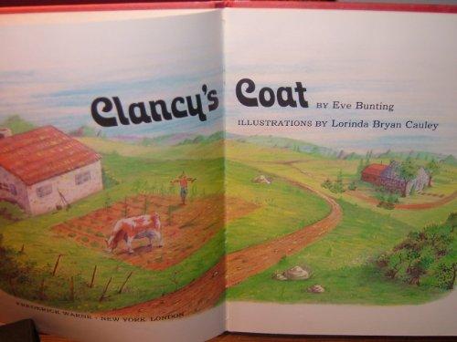 Clancy's Coat: Bunting, Eve