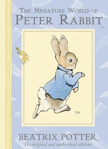 9780723262770: The Miniature World of Peter Rabbit (Potter)