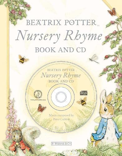 9780723262817: Beatrix Potter Nursery Rhyme Book and CD (Peter Rabbit)