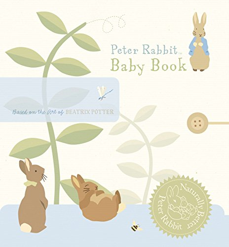 Peter Rabbit Baby Book (Peter Rabbit Naturally: Beatrix Potter