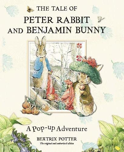 9780723263296: The Tale of Peter Rabbit and Benjamin Bunny: A Pop-up Adventure