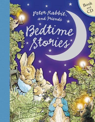 9780723263319: Peter Rabbit & Friends Bedtime Stories Book & CD