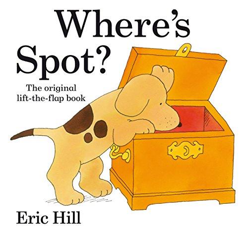 9780723263401: Wheres Spot (Spot Lift the Flap)