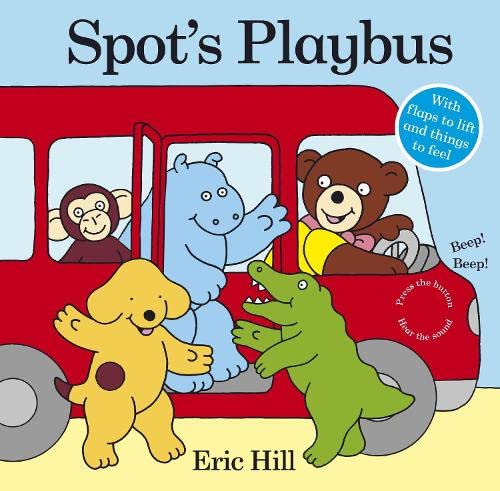 9780723263630: Spot's Playbus