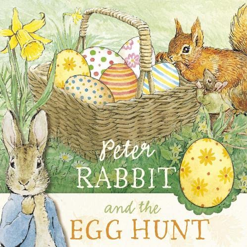 9780723263807: Peter Rabbit and the Egg Hunt