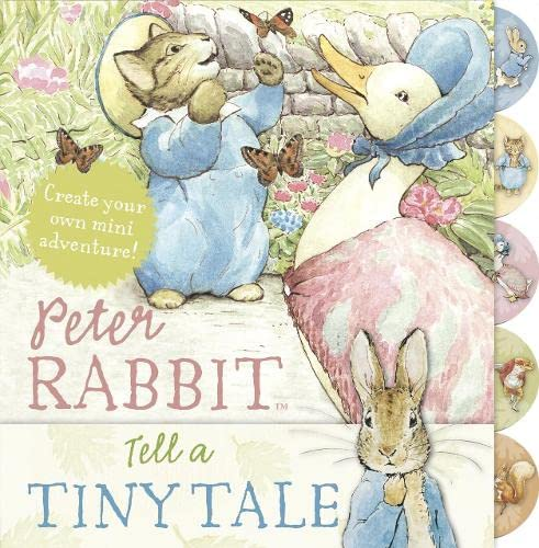 Peter Rabbit Tell a Tiny Tale (0723263868) by Potter, Beatrix