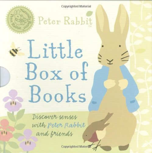 9780723263876: Peter Rabbit Little Box of Books Box Set (5 Books)