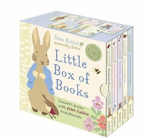 9780723264071: Peter Rabbit Naturally Better: Little Box of Books