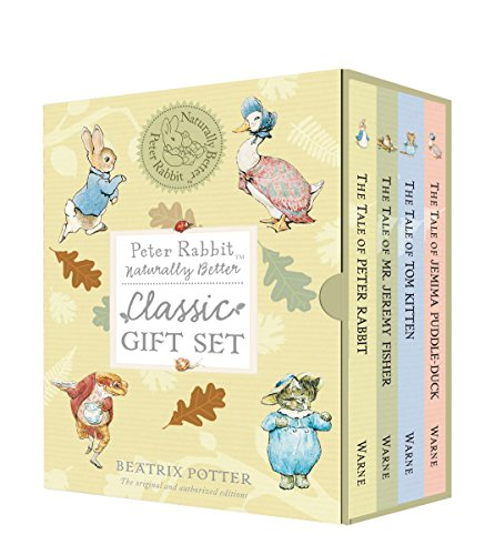 9780723264231: Peter Rabbit Classic Gift Set: Naturally Better