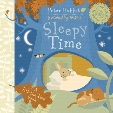 9780723264361: Peter Rabbit Sleepy Time: Peter Rabbit Naturally Better