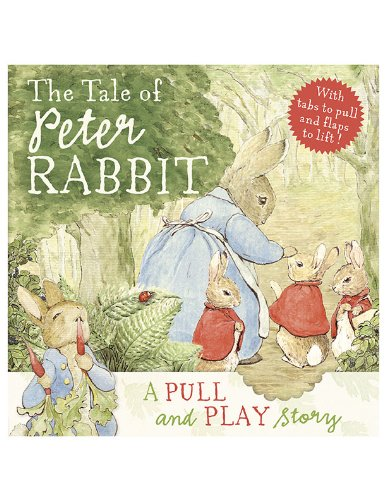9780723264385: The Tale of Peter Rabbit: a Pull and Play Story