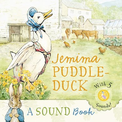 9780723264392: Jemima Puddle-Duck: a Sound Book (Peter Rabbit)