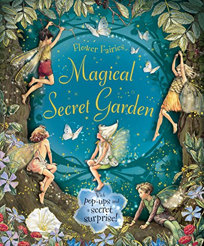 9780723264408: Magical Secret Garden (Flower Fairies)