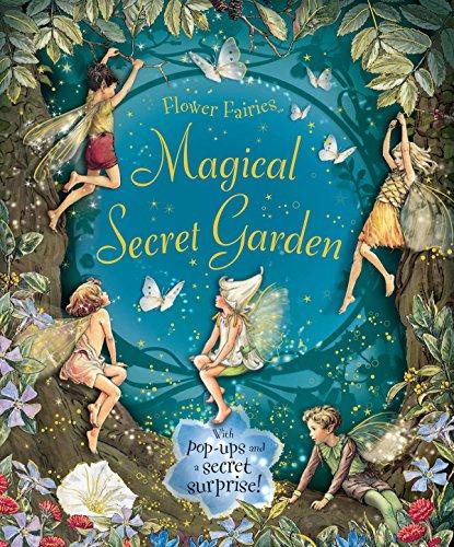 Magical Secret Garden (Flower Fairies): Cicely Mary Barker