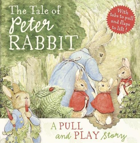 9780723264491: The Tale of Peter Rabbit: A Pull-and-Play Story
