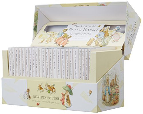 9780723264552: The World of Peter Rabbit Collection - 23 Books (Hardback)
