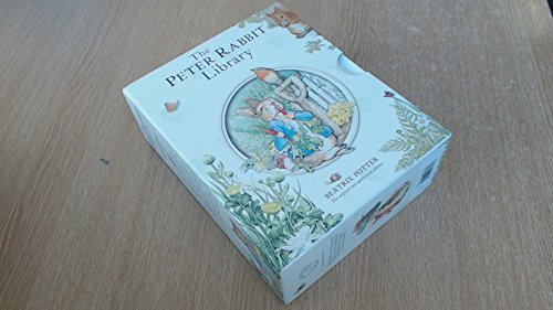 The Peter Rabbit Library by Beatrix Potter: Beatrix Potter