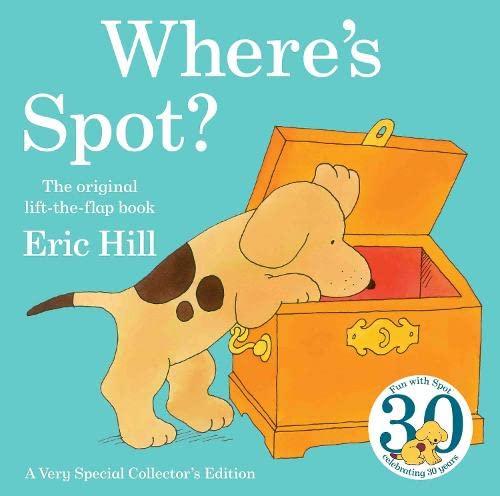 9780723264736: Where's Spot?