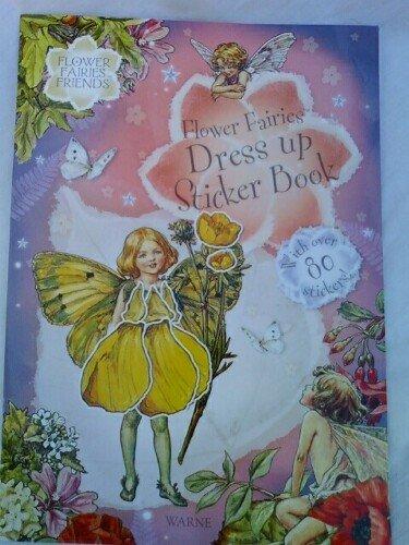 9780723264910: Flower Fairies: Dress Up Sticker Book