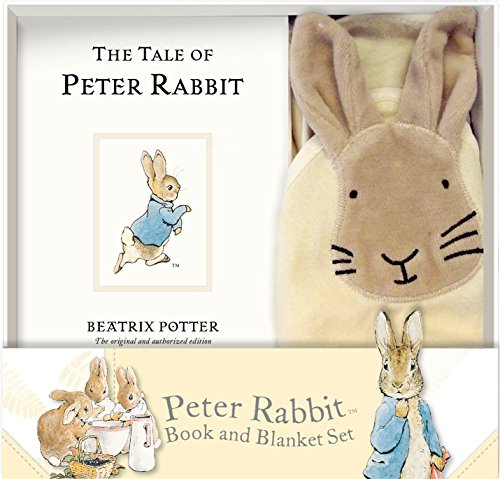9780723265467: The Tale of Peter Rabbit and Blanket Gift Set (Potter)