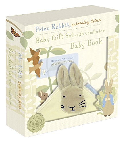 9780723265474: Peter Rabbit Naturally Better Baby Book and Comforter
