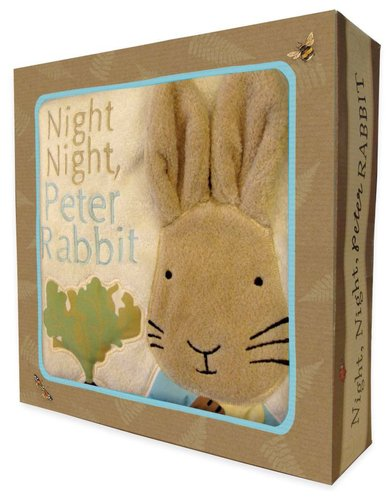 9780723266358: Night, Night, Peter Rabbit: Cloth Book (The World of Beatrix Potter, Peter Rabbit)