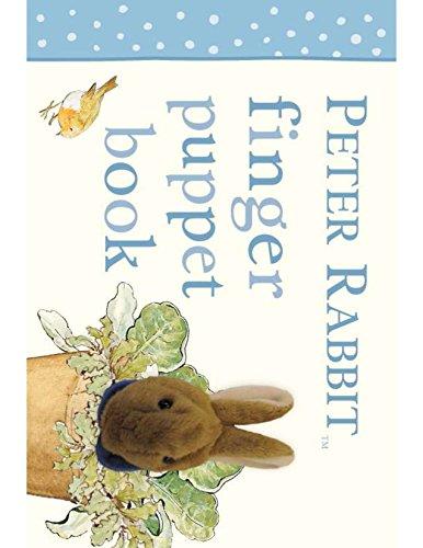 9780723266396: Peter Rabbit Finger Puppet Book (PR Baby books)