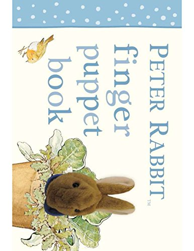 Peter Rabbit Finger Puppet Book (0723266395) by Beatrix Potter