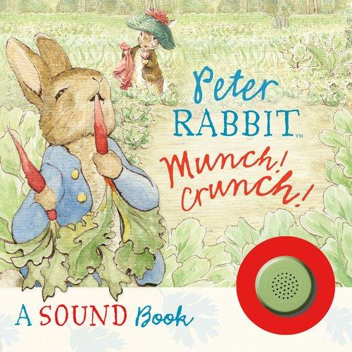 9780723266426: Munch! Crunch!: A Sound Book (Peter Rabbit)