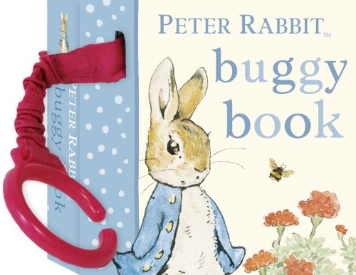 Peter Rabbit Buggy Book (PR Baby books) (0723266646) by Beatrix Potter