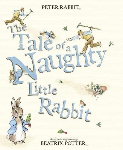 9780723266853: The Tale of a Naughty Little Rabbit.