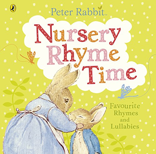 9780723266983: Peter Rabbit: Nursery Rhyme Time (PR Baby books)